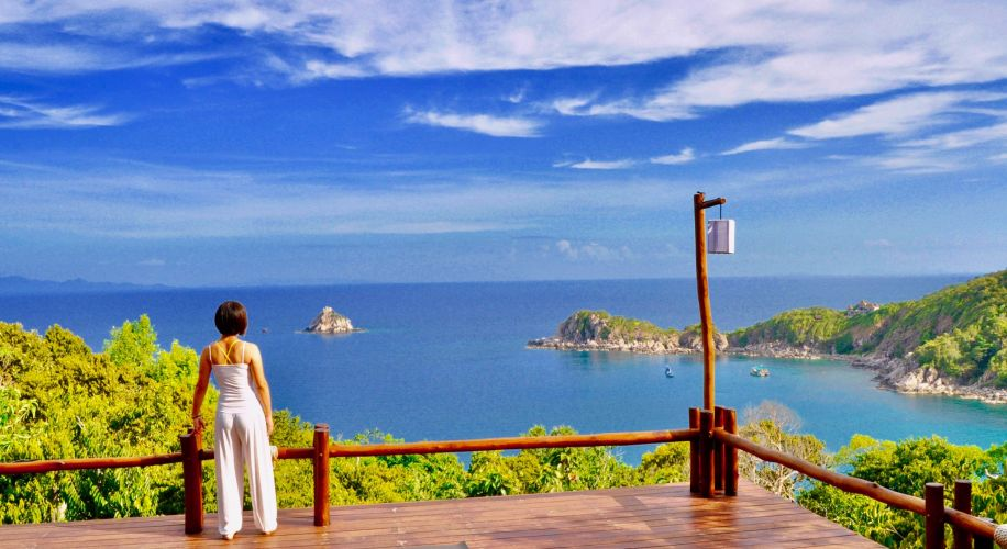 Baan Talay Resort With Its Amazing Ocean Views